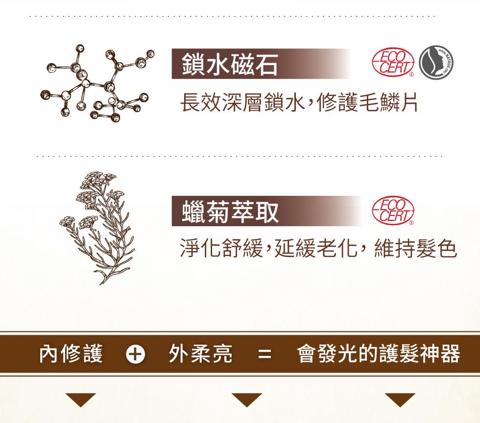 Aeveop 修護洗髮精 櫻桃花 成份
